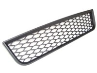 OEM Audi RS6 black LOWER Grille for A6/S6 C5